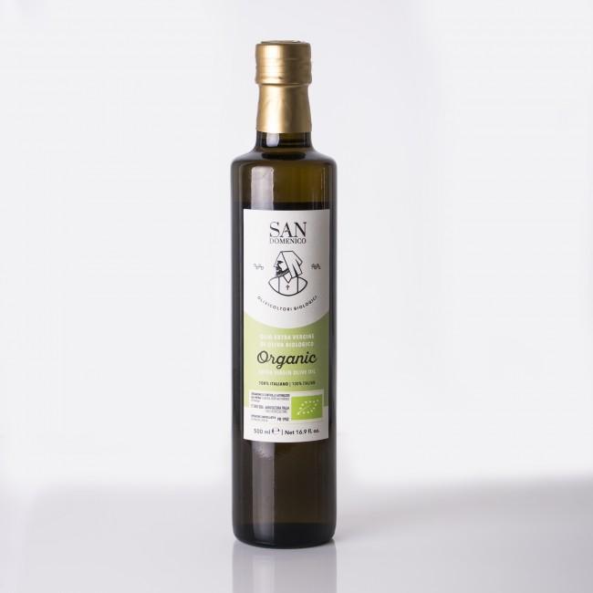 Organic Extravirgin Olive Oil 500ml